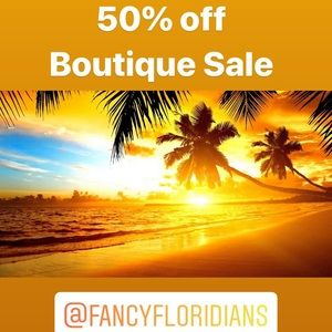 Other - 50% off boutique items